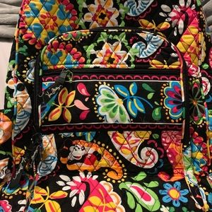 Vera Bradley Mickey Large Backpack